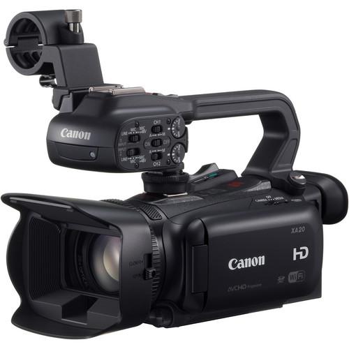 videokamera-einfach-bedienen-mieten-xa20-canon