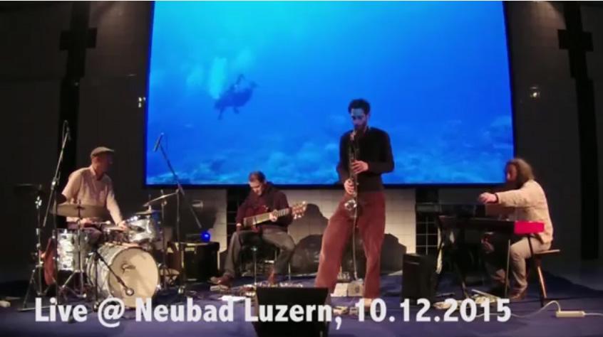 free impro improvisation jazz konzert luzern neubad octopus