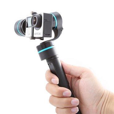Gimbal G4 mit Elektromotren für Action Cams wie die GoPro Hero