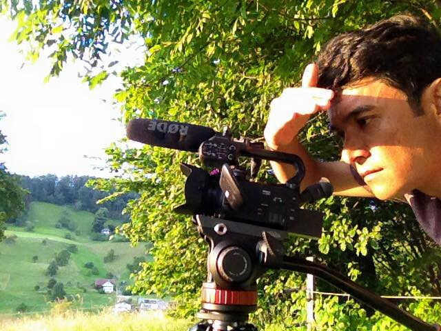 Ahmad Shah Alizada hat in Kabul Film- und Theaterwissenschaften studiert, bevor er in die Schweiz flüchten musste.